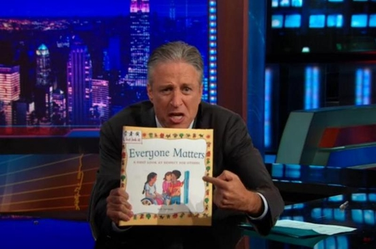 daily show wrong off